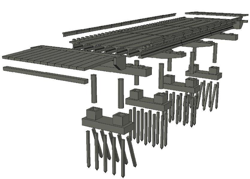 железобетонных конструкций